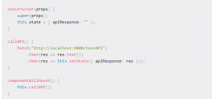 app.js file in the CLIENT directory - Clickysoft