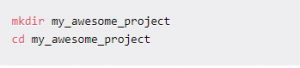Main project directory - Clickysoft