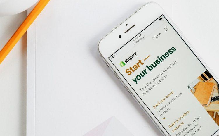Shopify-Mobile-App-Development
